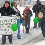 Ellison Bay's 7th Annual Groundhogs Day Parade
