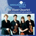 Midsummer's Music Presents Two Free Holiday Concerts