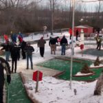 Final Frostbite Open at Red Putter on New Years Day