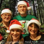 10th Annual Small Forest Base Camp Christmas Concert Dec. 21