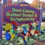 Door County Rubber Stamps