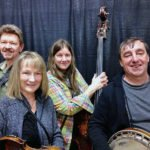 Hand Picked Bluegrass Band at Fishstock on July 29
