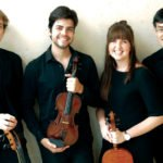 Midsummer's Music Presents the Hunt Quartet in Two Free Winter Concerts