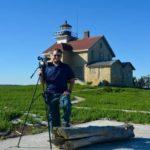 Maritime Speaker Series featuring Filmmaker Jake Heffernan: Lighthouses of Door County