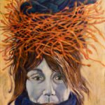 "Jeanne Kuhns Painting ""New Matriarch"" Receives an Award of Excellence"