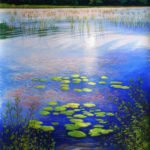 Woodwalk Gallery's Mystical Waters Exhibit