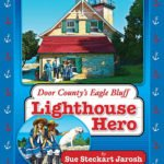 Signing at Door County Kids for Sue Steckart Jarosh's New Children's Book