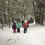 Peninsula Preschool & The Ridges Partnership Embrace the Snow