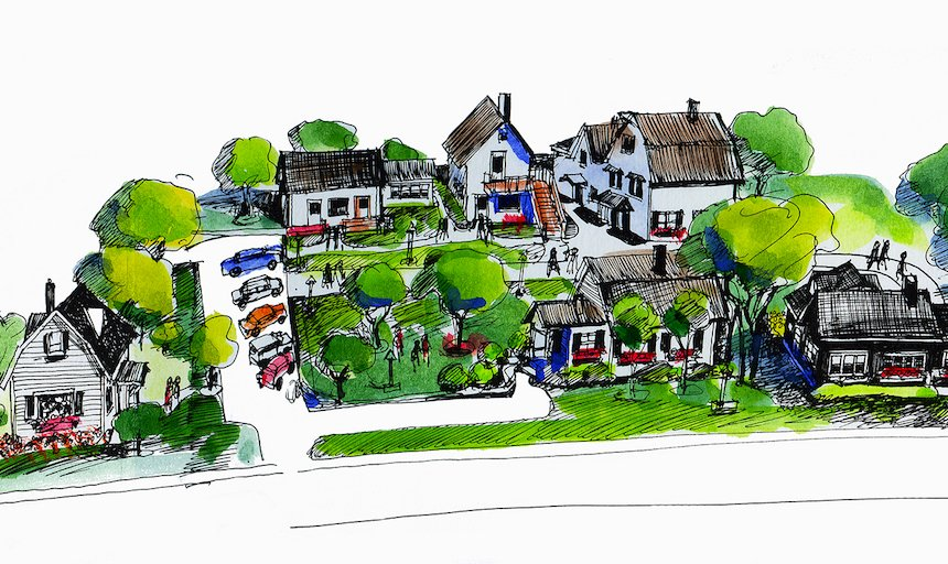 Settlement Shops 860