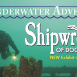 New Shipwrecks Exhibit Coming May 26