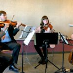 Door County Is Introduced to The Griffon String Quartet