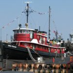 Celebrating the 100th Anniversary of the Tugboat John Purves