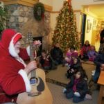 Santa Claus is Coming to Light Up Sister Bay!