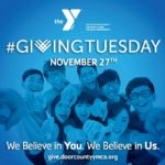 #GivingTuesday at the Door County YMCA