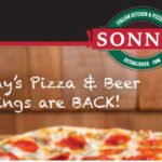 Sonny's Pizza and Beer Pairing with Titletown Brewing Co.