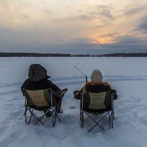 Free Ice Fishing Weekend Door County Today