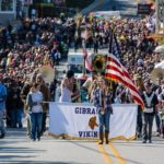 March in the 73rd Annual Sister Bay Fall Fest Parade