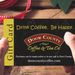 Door County Coffee Co. Gifts Packaged & Ready for you to Give