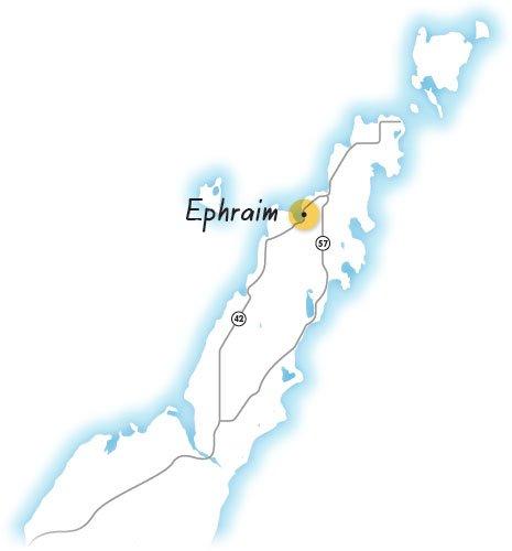 map-ephraim