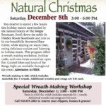 Natural Christmas at The Ridges