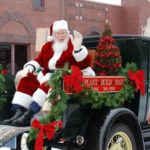2017 Christmas by the Bay Holiday Parade on November 18